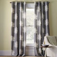 Queen Annes Lace curtains..