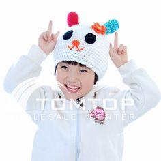 Wool Children Cartoon Hat at Best price
