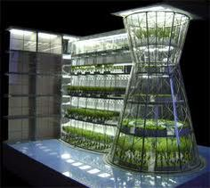 urban greenhouse - High tech