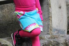 Little Sweat Skirt - SM Größe 74-140 und Anleitung