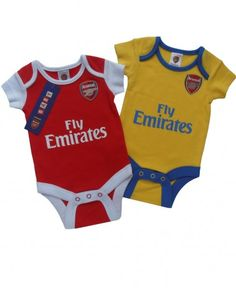 b47b961a9 41 Best Football - Arsenal Baby Clothes images | Athletic clothes ...