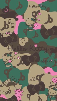 Image in Hello kitty collection by ป่านแก้ว on We Heart It Hello Kitty Tattoos, Hello Kitty Art, Hello Kitty Themes, Hello Kitty Pictures, Hello Kitty Birthday, Sanrio Hello Kitty, Hello Kitty Backgrounds, Hello Kitty Wallpaper, Hello Kitty Characters