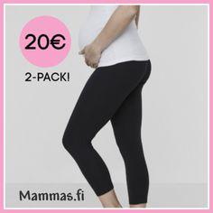 TARJOUS: Ihanat Mamalicious -äitiyslegginsit nyt vain 20 (2-pack)! Luomupuuvillaiset mustat legginsit ovat monikäyttöiset ja pehmeät päällä sopivat isonkin vauvamasun kanssa!  Tarjous voimassa to 18.4. saakka linkki biossa!  #mammasfi #äitiys #odotus #vauvamasu #äitiysvaatteet #tarjous #vauva2019 #huhtikuiset2019 #toukokuiset2019 #kesäkuiset2019 #heinäkuiset2019 Pants, Instagram, Fashion, Trouser Pants, Moda, Fashion Styles, Women Pants, Fasion, Trousers Women