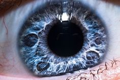 My Eye closeup by Icefreez, via Flickr