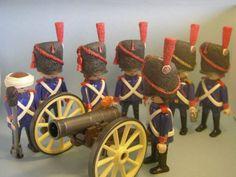 Soldados napoleónicos de Malone