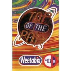 Top Of The Pop's - Weetabix 90's from Sony Music Special Products (CSP9849554)