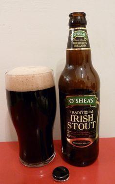 O'Shea's Irish Stout