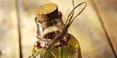 olio aromatizzato fatto in casa