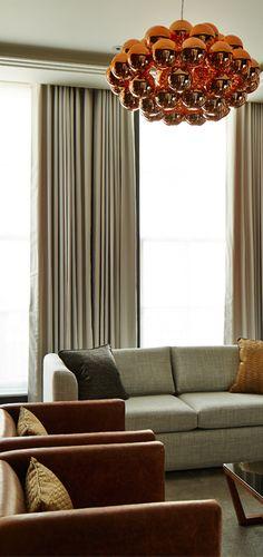 Luxury long stay apartments Mayfair London: Flemings Mayfair #LondonApartments