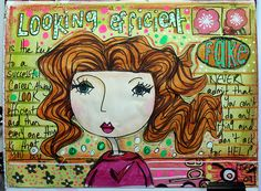 Art Journal - The Art of Looking Efficient | Flickr - Photo Sharing!