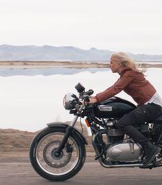 theshepdaddy:   Motorpool-G Women's Armored Riding...