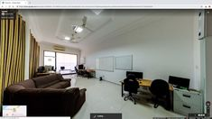 Perfect business promotion: the virtual tour of Assutech #office #software #gambia #Streetview