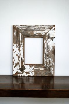 I have the perfect photo for this frame....guess I better go find some old barn wood.