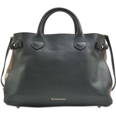 Burberry LL MD Banner House Check bag