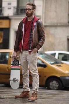 DapperLou.com | Men's Fashion Blog | Street Style: Street Gents | Paris vs New York