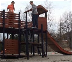 This playground flip. | 48 Ideas That Completely Backfired