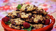 4 Ingredient Oat Cookies.