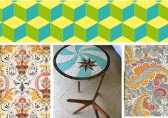 DIY-decoration with tiles http://idoproyect.com/blog/pon-un-azulejo-en-tu-vida_-enjoy-tiles-in-your-life/