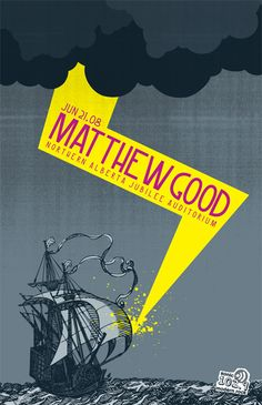 GigPosters.com - Matthew Good