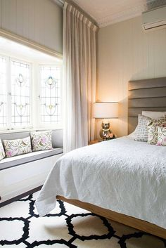 Di Henshall Transforms A Classic Queenslander Into A Family Haven Bedroom Inspirations, Bedroom Interior, Ikea Night Tables, Master Bedroom Design, Interior Design Bedroom, Main Bedroom, Home Decor, Bedroom Bliss, Home Deco