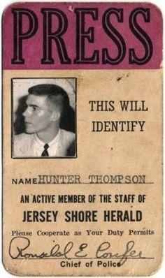 hunter s thompson pass