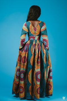 African Print Styles For Your Special Events - Sisi Couture African Fashion Ankara, Ghanaian Fashion, African Print Fashion, African Wear, African Dresses For Women, African Print Dresses, African Women, Trendy Ankara Styles, Kente Styles
