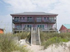 A recovery room is where you go to heal, and many travelers escape to Emerald Isle for just that purpose, which is why our Featured Property of the Week is waiting just for you! A Recovery Room East is an oceanfront duplex with 3 bedrooms, 3 bathrooms, and endless ocean views. Read more!