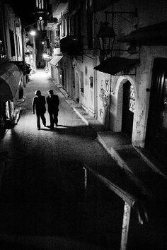 night life by Vasilikos Lukas