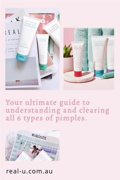 When treating any form of pimple, it's important to remember that instead of stripping or irritating the skin, the goal of your skincare routine should be to rebalance and re-build your skin's health. Healthy skin = less breakouts. Skin Tips, Pimples, Healthy Skin, Your Skin, Routine, Skin Care, Type, Healthy Skin Tips, Skincare