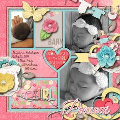 My Baby Love {Girl} Collection Bundle by Meagan's Creations: http://www.thedigichick.com/shop/My-Baby-Love-Girl-Collection-Bundle-by-Meagan-s-Creations.html My Baby Love Templates by Meagan's Creations: http://www.thedigichick.com/shop/My-Baby-Templates-by-Meagan-s-Creations.html