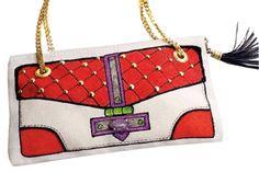 Customize your bag, great idea but horrible design :-P