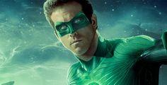 Hotty Ryan Reynolds as The Green Lantern
