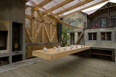Woah! look at this cantilever! kerimov prishin architects: arbor 15