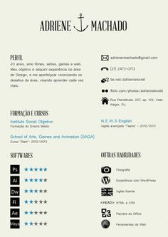 landscape resume template by visual impact on creative market