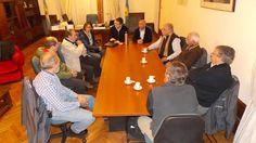LAVOZ DEL QUEQUEN : Desembarca empresa exportadora de anchoa