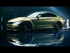 BMW Concept M4 Coupé.