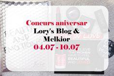 Concurs aniversar cu produse Melkior