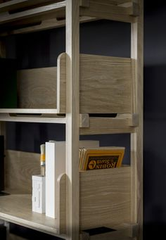 Lombard Shelving by pinch design #detail