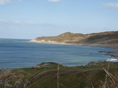 Coastal Paths from Woolacombe Beach