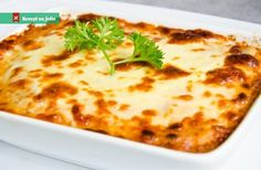 Great Lasagna Recipe, prepare this tasty Tuscan Recipe to make superb Lasagne! Enjoy this traditional dish of Italian cuisine! Lasagne Recipes, Baked Pasta Recipes, Baby Food Recipes, Mexican Food Recipes, Healthy Recipes, Ethnic Recipes, Make Ahead Meals, Freezer Meals, Easy Meals