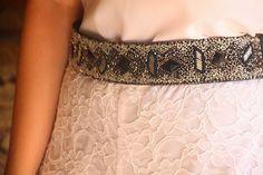 Cintura Alta: Look para o sábado: Macaquinho + bordados!