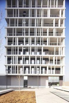 Habitação Social Cascina Merlata / B22