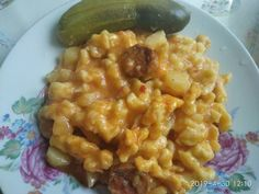 Risotto, Macaroni And Cheese, Food And Drink, Tasty, Baking, Ethnic Recipes, Kitchen, Hungarian Recipes, Mac And Cheese
