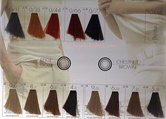 Keune hair colors - My red is #66!