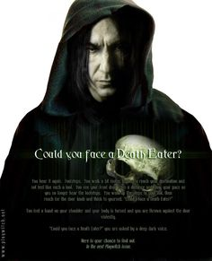 Death Eaters ..