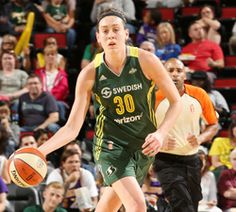 Breanna Stewart Best Rookie Season?