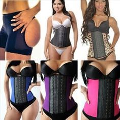 e7c3c5beec2 3 Hook Classic  this is the all latex waist trainer. (Btw Waist trainer