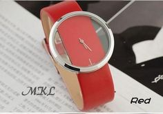 HOLO RED Watch www.pk order now: Latest Ladies Watches, Cheap Gift Boxes, Gift Box Birthday, Birthday Cake, Plus Size Jewellery, Retro Watches, Women's Watches, Watch Gift Box, Cheap Accessories