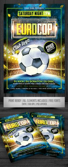 Fifa World Cup  Flyer  Awesomeness  Websites Graphics Apps