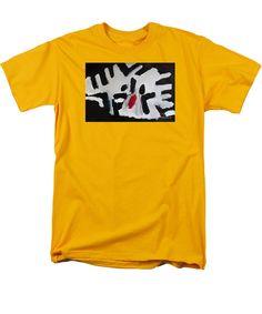 Patrick Francis Gold T-Shirt featuring the painting White Tiger 2014 by Patrick Francis Gold T Shirts, Tee Shirts, Sigma Gamma Rho, Orange T Shirts, Baby Design, Neon, The Incredibles, Mens Tops, Shopping
